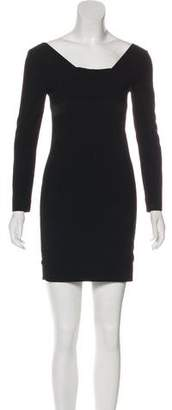 IRO Mini Cutout-Accented Dress w/ Tags