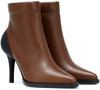 Chloé Tracey leather ankle boots