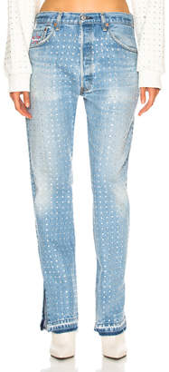 Frankie B. Levi's Reconstruction with All Over Rhinestones