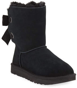 UGG Bailey Bow Short Boots