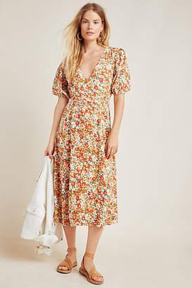 Faithfull Delia Midi Dress