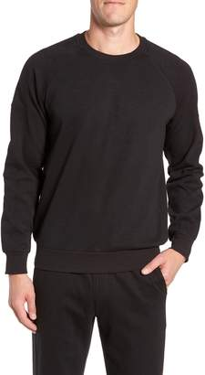 Nordstrom French Terry Moto Pullover