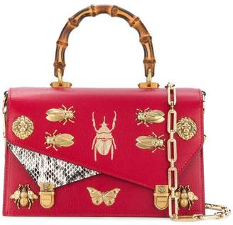 Gucci small Ottilia top handle bag