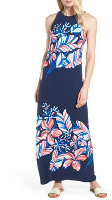 Tommy Bahama Le Tigre Floral Maxi Dress