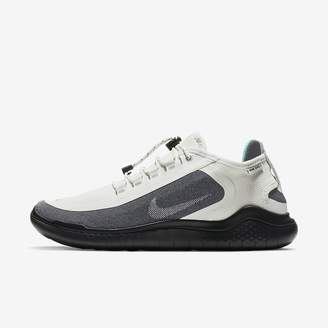 cd842787a81 Nike Women s Running Shoe Free RN 2018 Shield Water-Repellent