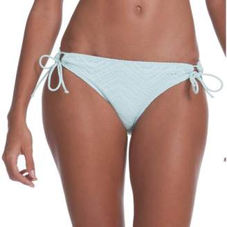 OP Juniors Op Juniors' Swim Crochet Side Tie Swimsuit Bottom