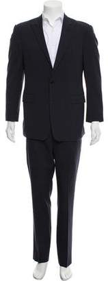 Ralph Lauren Black Label Two-Piece Pinstripe Suit