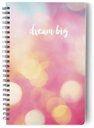 Big Dreams Self-Launch Notebook