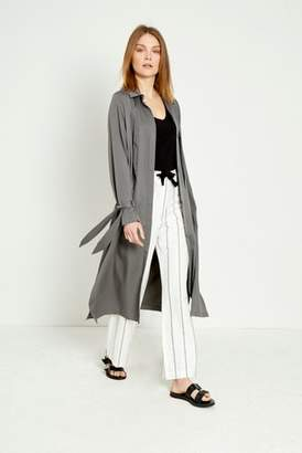 Next Womens Great Plains Grey Joshua Mac Coat