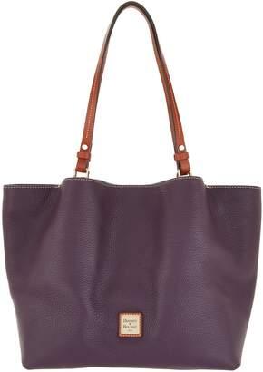 Dooney & Bourke Pebble Leather Flynn Shoulder Bag