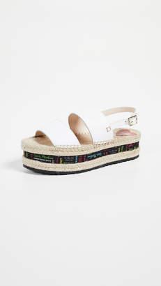 Moschino Rope Sandals