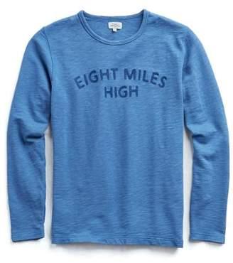 Hartford Light Crew Eight Knitted Sweatshirt