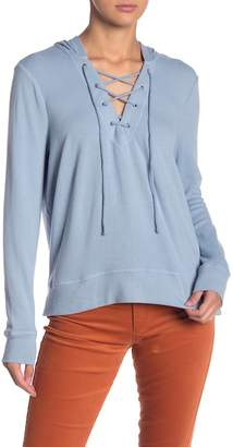 Cupcakes And Cashmere Bretta Hooded Pullover