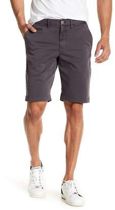 WALLIN & BROS Stretch Chino Shorts