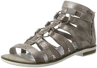 S'Oliver 58209, Girls' Wedge Heels Sandals,(37 EU)