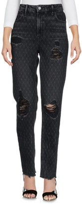 Alexander Wang Denim pants - Item 42670733TD