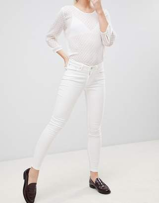 Blend She Bright Ora Skyblue Skinny Jeans