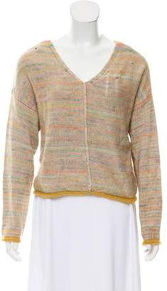 Raquel Allegra Rainbow Knit Sweater