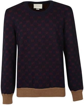 Gucci Jacquard Sweater