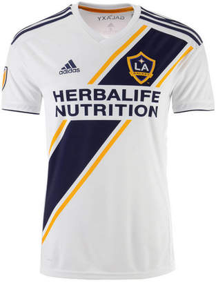 adidas Men's La Galaxy Primary Replica Jersey