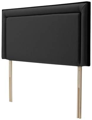 At Argos Silentnight Toulouse Small Double Headboard Ebony