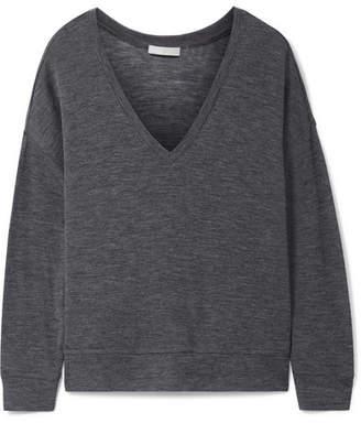 Vince Wool Sweater - Gray