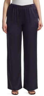688bea85903 Marina Rinaldi Blue Plus Size Pants - ShopStyle