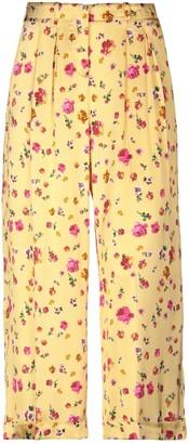 Rose' A Pois Casual pants - Item 13273130BG