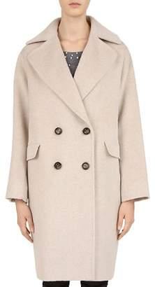Gerard Darel Mary Double-Breasted Coat