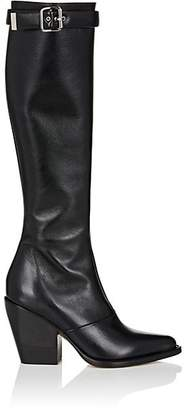 Chloé Women's Leather Knee Boots - Black