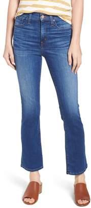 Caslon Crop Flare Jeans