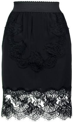 Dolce & Gabbana Lingerie skirt
