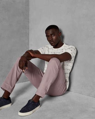 Ted Baker CLASLEB Classic fit cotton chinos