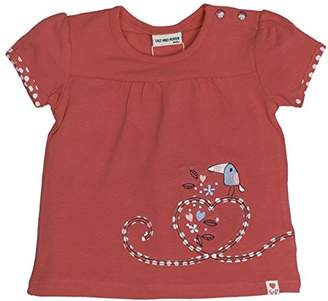 Salt&Pepper Salt & Pepper Salt and Pepper Baby Girls' B Love Uni Stones T-Shirt