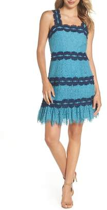 Foxiedox Lula Ruffle Lace Dress