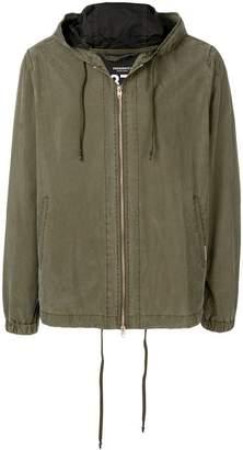 K-Way President'S Kway hooded jacket
