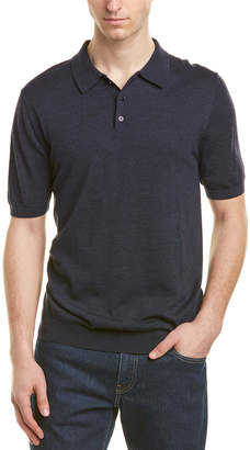 Reiss Manor Wool Polo