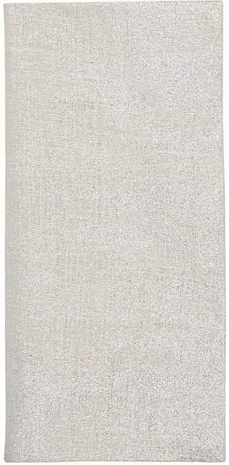 Glitter-Embellished Linen Napkin