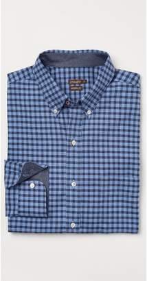 J.Mclaughlin Westend Modern Fit Flannel Shirt in Gingham