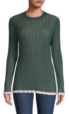 Burberry Tygart Ribbed Sweater