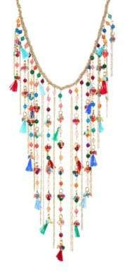 Rosantica Allegria Fringe Multicolor Necklace