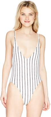 Billabong Women's Flora Beat One Piece Swimsuit