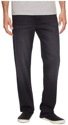 Calvin Klein Jeans Straight Leg Jeans in Ridge Brown/Black Wash Men's Jeans