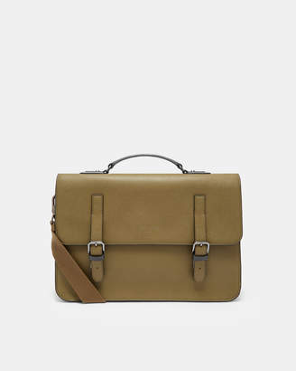 Ted Baker COUNTRY Crossgrain satchel