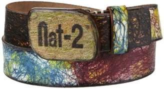Nat-2 Women's Belt - Green