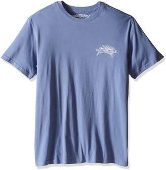 Margaritaville Men's Short Sleeve It/s 5 O'clock Somewhere T-Shirt