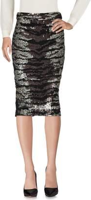 Elisabetta Franchi GOLD 3/4 length skirts