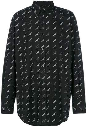 Balenciaga Normal Fit shirt