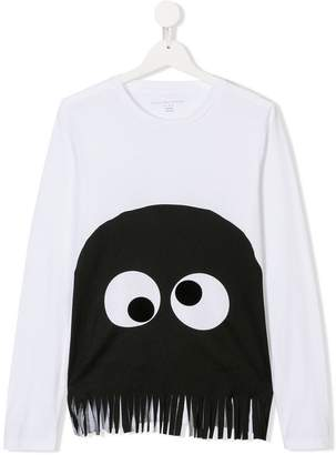 Stella McCartney TEEN googly eye T-shirt