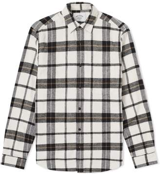 Portuguese Flannel Marco Check Overshirt